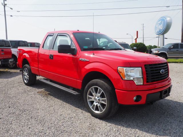 2014 F-150 Super Cab 4x4,  Pickup #L75120A - photo 4