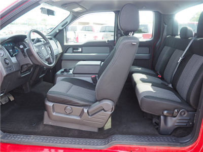 2014 F-150 Super Cab 4x4,  Pickup #L75120A - photo 11