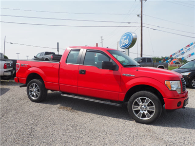 2014 F-150 Super Cab 4x4,  Pickup #L75120A - photo 5