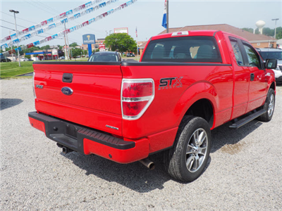 2014 F-150 Super Cab 4x4,  Pickup #L75120A - photo 6