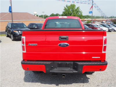 2014 F-150 Super Cab 4x4,  Pickup #L75120A - photo 7