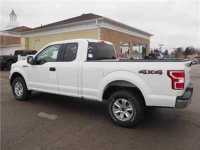 2018 F-150 Super Cab 4x4, Pickup #L78661 - photo 2