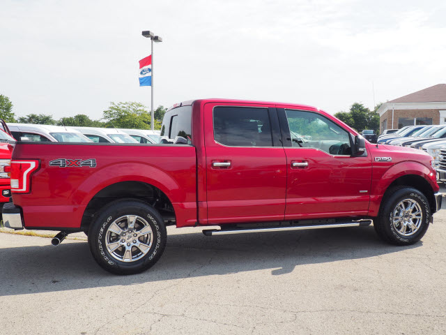 2017 F-150 Crew Cab 4x4 Pickup #L84961 - photo 5