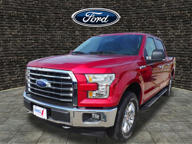 2017 F-150 Crew Cab 4x4 Pickup #L84961 - photo 1