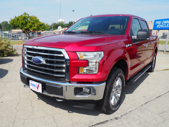 2017 F-150 Crew Cab 4x4 Pickup #L84961 - photo 6