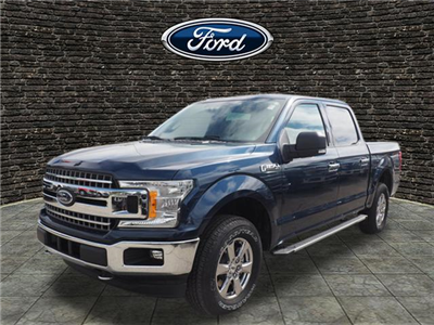 2018 F-150 SuperCrew Cab 4x4,  Pickup #L94611 - photo 1