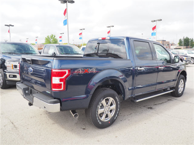 2018 F-150 SuperCrew Cab 4x4,  Pickup #L94611 - photo 5