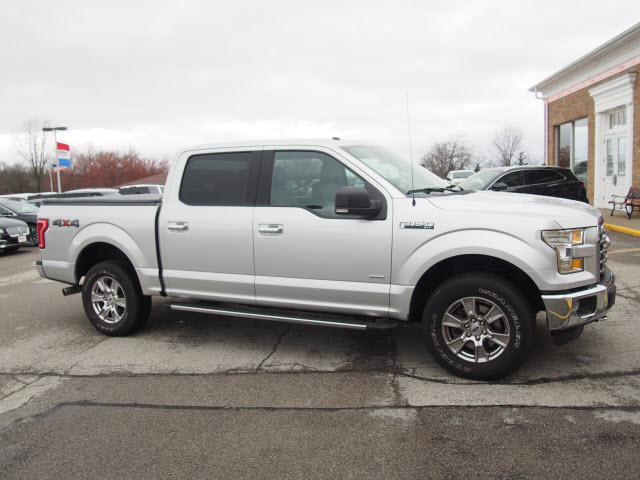 2016 F-150 SuperCrew Cab 4x4,  Pickup #LP1799 - photo 6