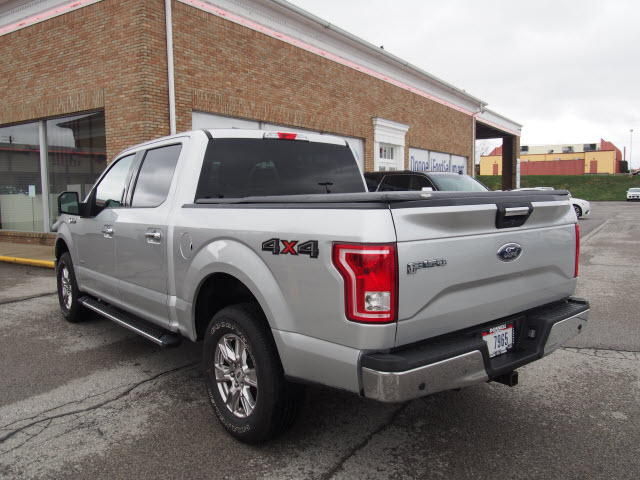 2016 F-150 SuperCrew Cab 4x4,  Pickup #LP1799 - photo 2