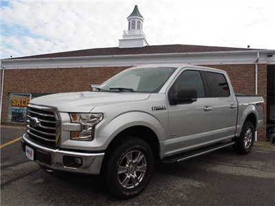2016 F-150 SuperCrew Cab 4x4,  Pickup #LP1799 - photo 1