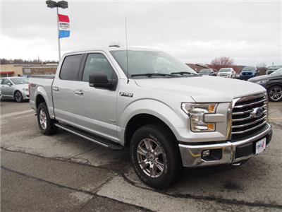 2016 F-150 SuperCrew Cab 4x4,  Pickup #LP1799 - photo 4