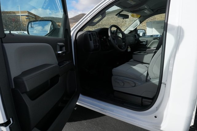 2018 Silverado 2500 Regular Cab 4x4,  Knapheide Service Body #CC18233 - photo 9
