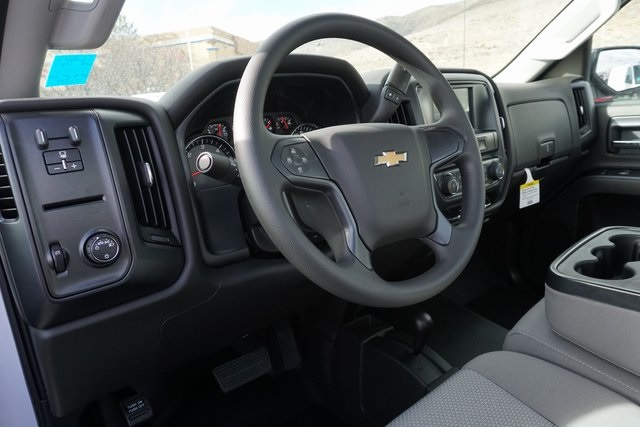 2018 Silverado 2500 Regular Cab 4x4,  Knapheide Service Body #CC18233 - photo 11