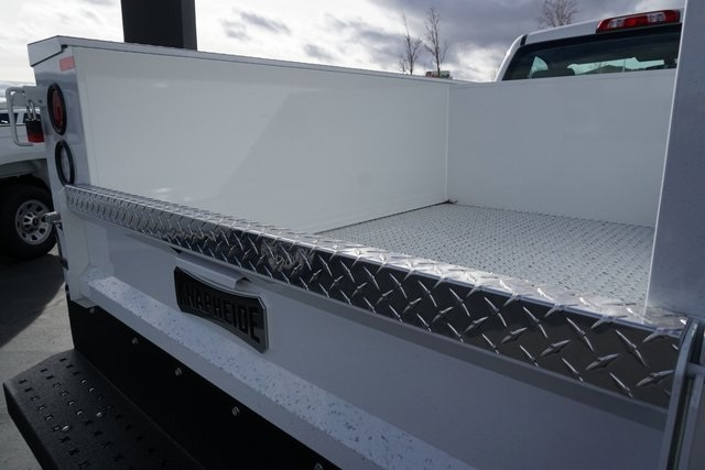 2018 Silverado 2500 Regular Cab 4x4,  Knapheide Service Body #CC18233 - photo 13