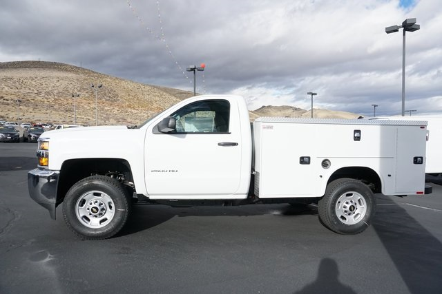 2018 Silverado 2500 Regular Cab 4x4,  Knapheide Service Body #CC18233 - photo 3