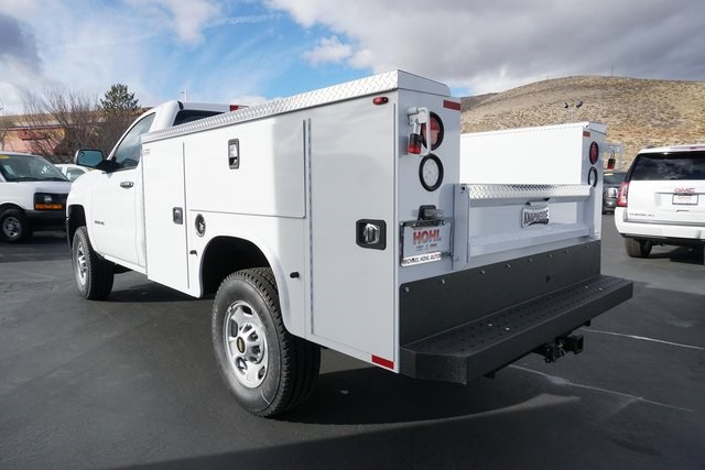 2018 Silverado 2500 Regular Cab 4x4,  Knapheide Service Body #CC18233 - photo 2