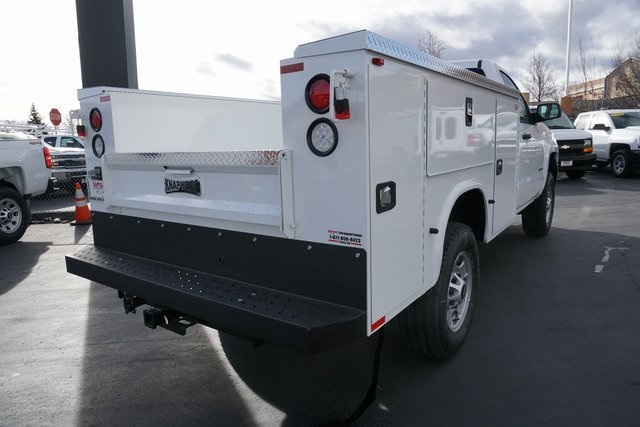 2018 Silverado 2500 Regular Cab 4x4,  Knapheide Service Body #CC18233 - photo 5