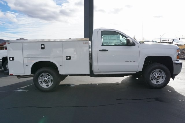 2018 Silverado 2500 Regular Cab 4x4,  Knapheide Service Body #CC18233 - photo 6