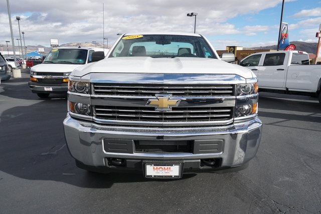 2018 Silverado 2500 Regular Cab 4x4,  Knapheide Service Body #CC18233 - photo 8