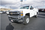 2018 Silverado 2500 Regular Cab 4x4,  Knapheide Service Body #CC18233 - photo 1