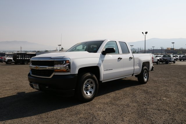 2018 Silverado 1500 Double Cab 4x4,  Pickup #CC18250 - photo 1