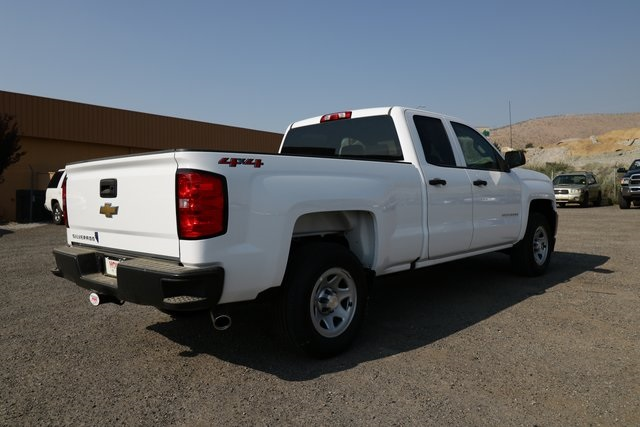 2018 Silverado 1500 Double Cab 4x4,  Pickup #CC18250 - photo 3