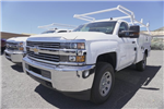 2018 Silverado 3500 Regular Cab 4x4,  Knapheide Service Body #CC18457 - photo 1