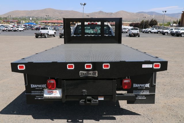 2018 Silverado 3500 Regular Cab DRW 4x4,  Knapheide Platform Body #CC18511 - photo 19