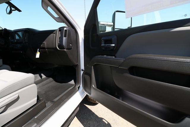 2018 Silverado 3500 Regular Cab DRW 4x4,  Knapheide Platform Body #CC18511 - photo 22