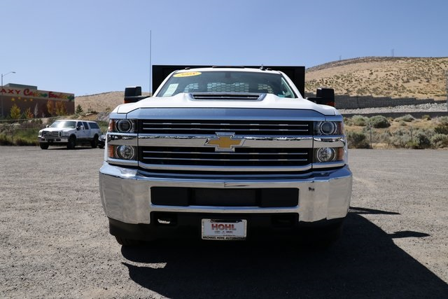 2018 Silverado 3500 Regular Cab DRW 4x4,  Knapheide Platform Body #CC18511 - photo 5