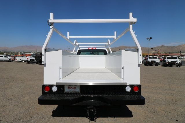 2018 Silverado 2500 Regular Cab 4x4,  Harbor Service Body #CC18527 - photo 20
