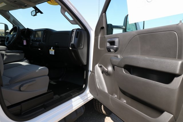 2018 Silverado 2500 Regular Cab 4x4,  Harbor Service Body #CC18527 - photo 23