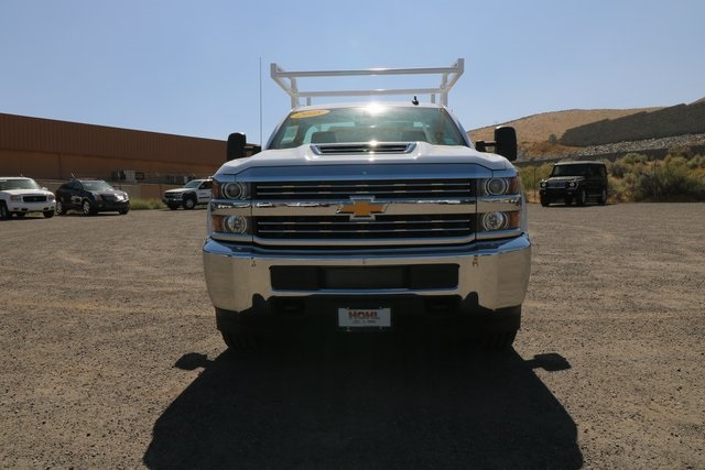 2018 Silverado 2500 Regular Cab 4x4,  Harbor Service Body #CC18527 - photo 5