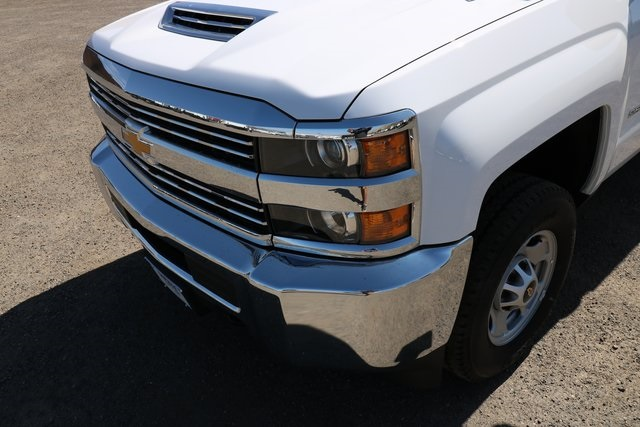 2018 Silverado 2500 Regular Cab 4x4,  Harbor Service Body #CC18527 - photo 7