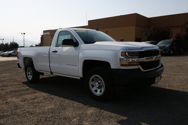 2018 Silverado 1500 Regular Cab 4x4,  Pickup #CC18532 - photo 4