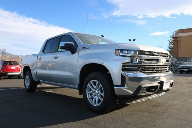 2019 Silverado 1500 Crew Cab 4x4,  Pickup #CC19053 - photo 5