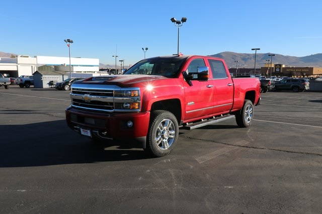 2019 Silverado 2500 Crew Cab 4x4,  Pickup #CC19072 - photo 1