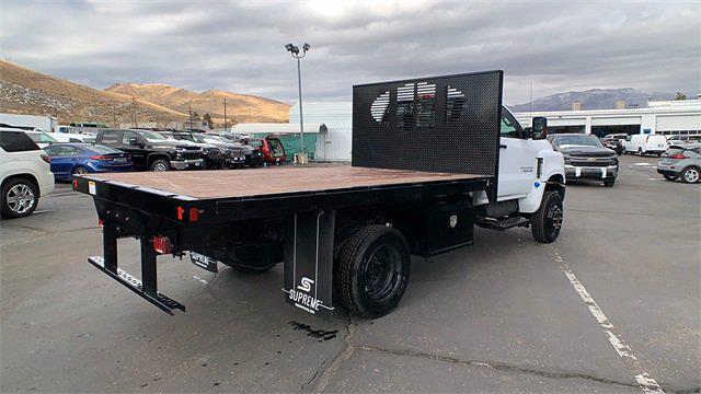 2020 Silverado 4500 Regular Cab DRW 4x4,  Harbor Black Boss Landscape Dump #CC20153 - photo 7