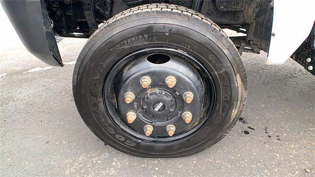 2020 Silverado 4500 Regular Cab DRW 4x4,  Harbor Black Boss Landscape Dump #CC20153 - photo 11