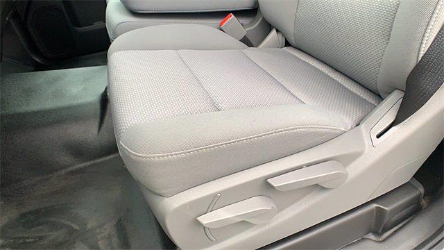 2020 Silverado 4500 Regular Cab DRW 4x4,  Harbor Black Boss Landscape Dump #CC20153 - photo 15