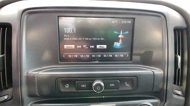 2020 Silverado 4500 Regular Cab DRW 4x4,  Harbor Black Boss Landscape Dump #CC20153 - photo 21