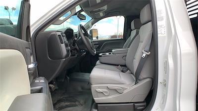 2020 Silverado 4500 Regular Cab DRW 4x4,  Harbor Black Boss Landscape Dump #CC20153 - photo 28