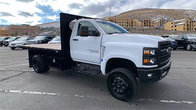 2020 Silverado 4500 Regular Cab DRW 4x4,  Harbor Black Boss Landscape Dump #CC20153 - photo 5
