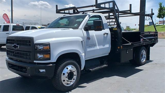 2020 Chevrolet Silverado Medium Duty Regular Cab DRW 4x2, Freedom Contractor Body #FCC20107 - photo 1