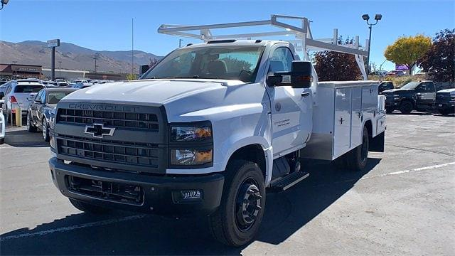 2020 Chevrolet Silverado 6500 Regular Cab DRW 4x2, Harbor Combo Body #FCC20117 - photo 1