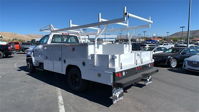 2020 Chevrolet Silverado Medium Duty Regular Cab DRW 4x2, Harbor Combo Body #FCC20117 - photo 1