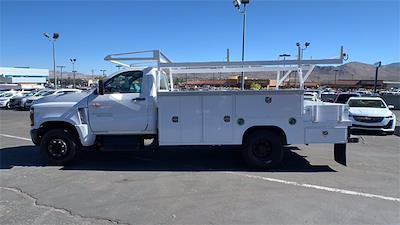 2020 Chevrolet Silverado 6500 Regular Cab DRW 4x2, Harbor ComboMaster Combo Body #FCC20117 - photo 8