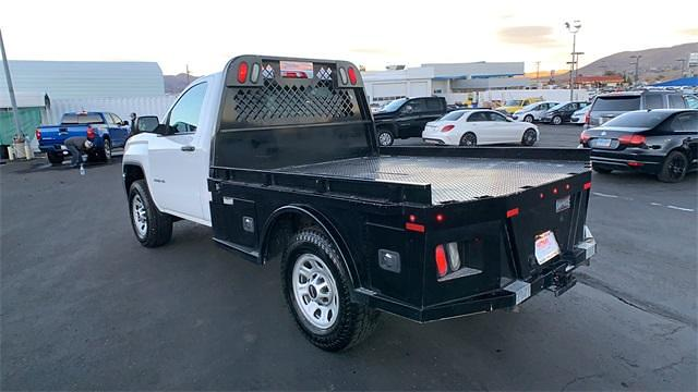 2015 GMC Sierra 2500 Regular Cab 4x4, Platform Body #FGG21000A - photo 1