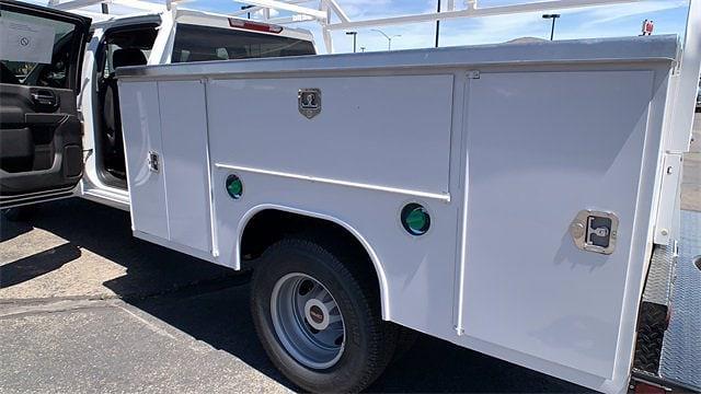2020 GMC Sierra 3500 Crew Cab 4x4, Harbor Back 40 Rancher Platform Body #FGG20035 - photo 12
