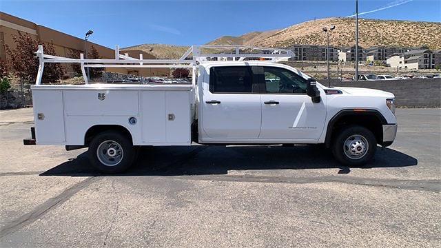 2020 GMC Sierra 3500 Crew Cab 4x4, Harbor Back 40 Rancher Platform Body #FGG20035 - photo 5